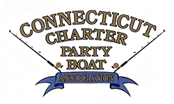 Connecticut Charter Party Boat Logo